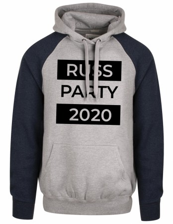 HOOD HARLEM PARTY 1 - RUSS 2020