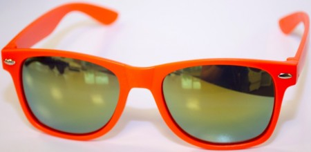 Solbrille Orange